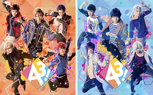 MANKAI STAGE『A3!』~AUTUMN & WINTER 2019~イメージ